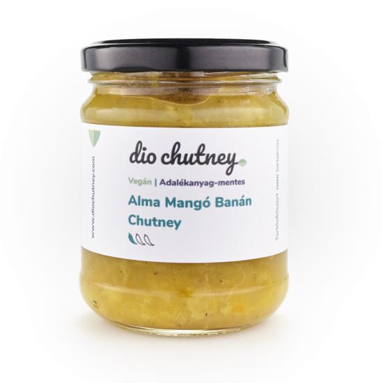 Alma-Mangó-Banán Chutney (195 g)