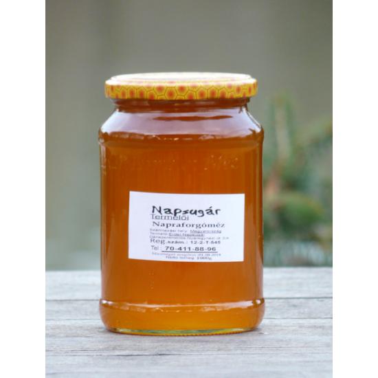 Napraforgó méz 1kg